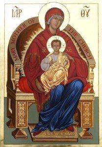 Icon Mary