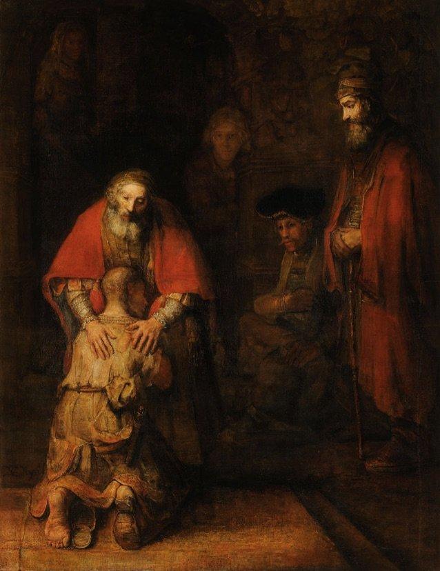 Prodigal Rembrandt