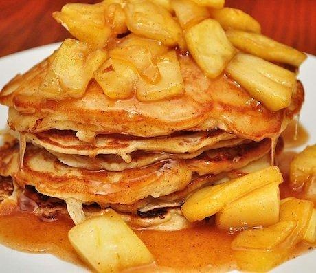 pancake feasting