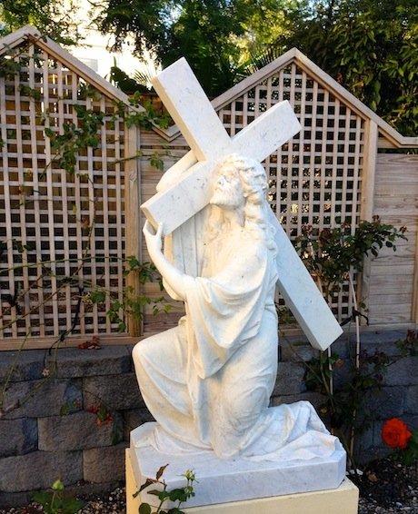 feasting the cross