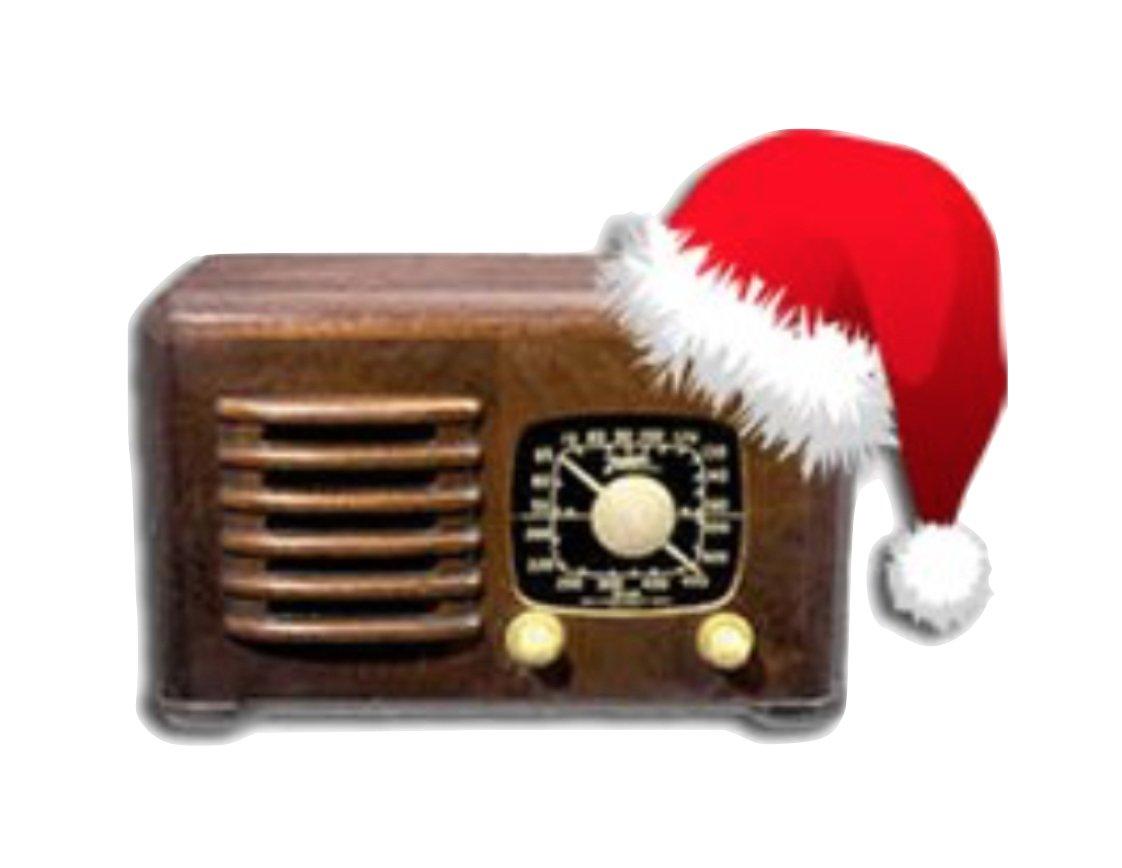 Christmas on radio