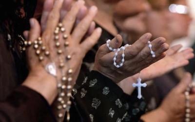 praying the beads