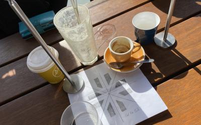 cafe protagonist
